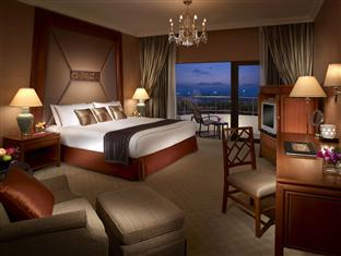 Shangri-La rooms are very well appointed