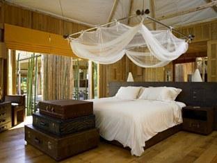 Fabulous rooms in the Soneva Kiri on the island of Koh Kood