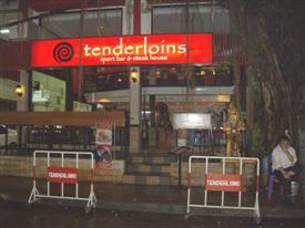 Tenderloins restaurant