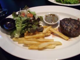 Tenderloins steak on Soi 33
