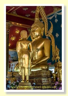 Wat Asokaram Buddha image