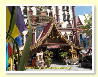 The front of Wat Pasi