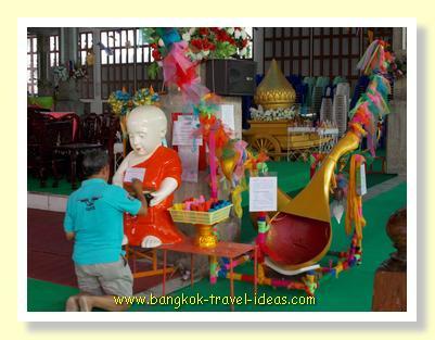 Collection at Wat Pasi