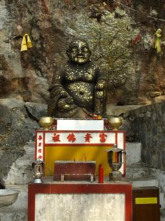 Buddha image at Wat Phra Phutthabat